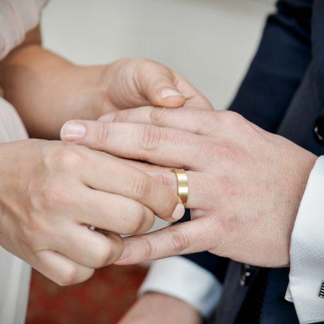 Hochzeitsgeschenk zum standesamt oder kirche